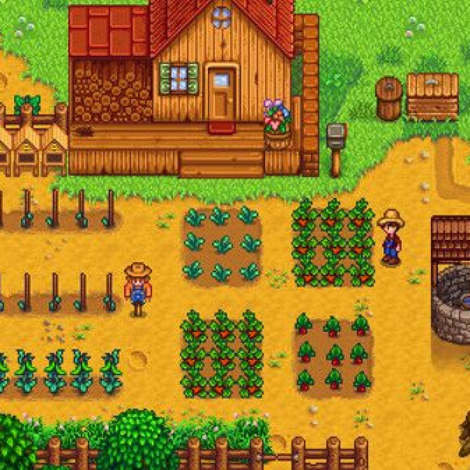 Stardew Valley' Multiplayer Now Available on PC