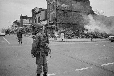 1968 DC Riots