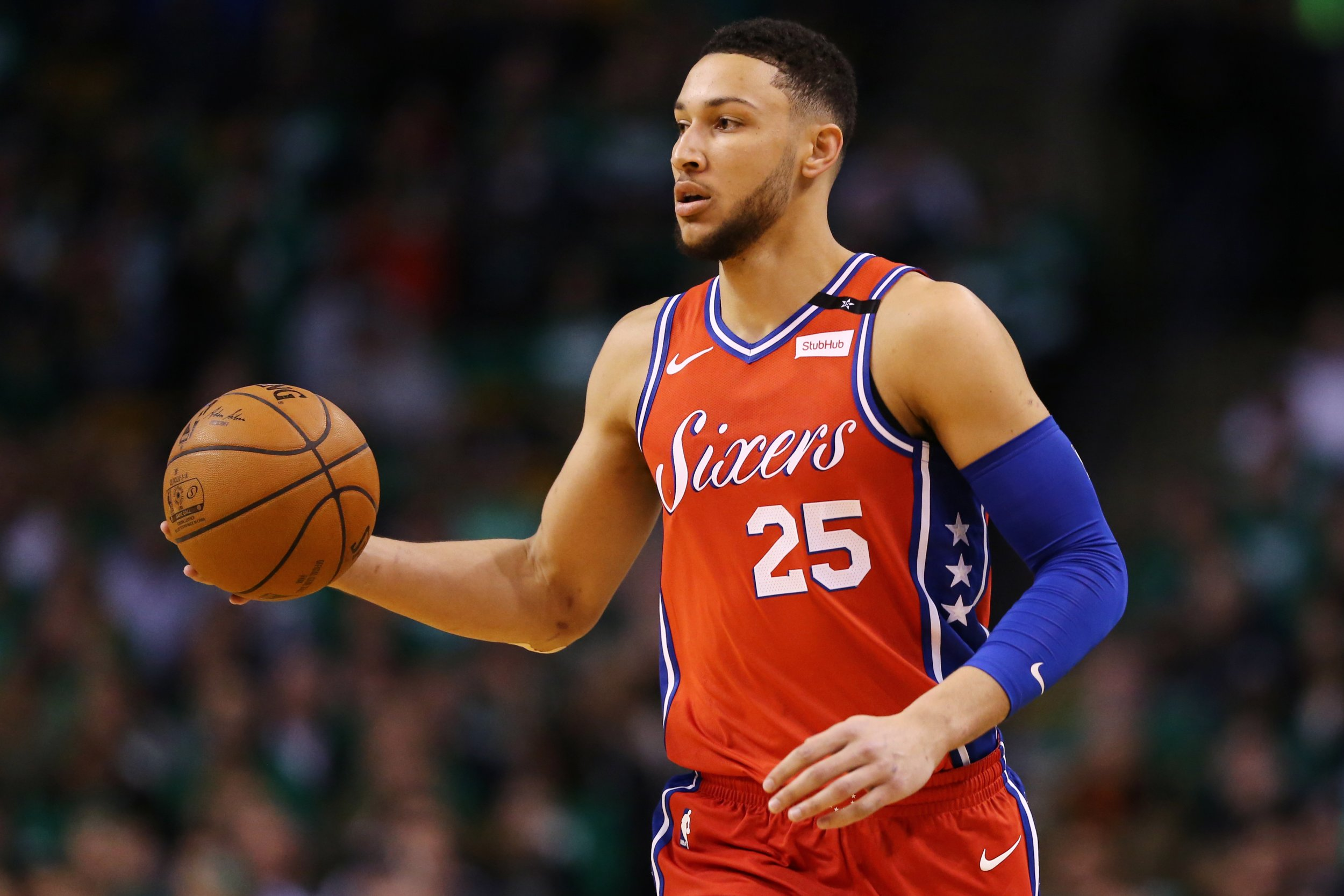 Ben Simmons: Celtics Fans Trolled Ben Simmons And Donovan Mitchell Loved It