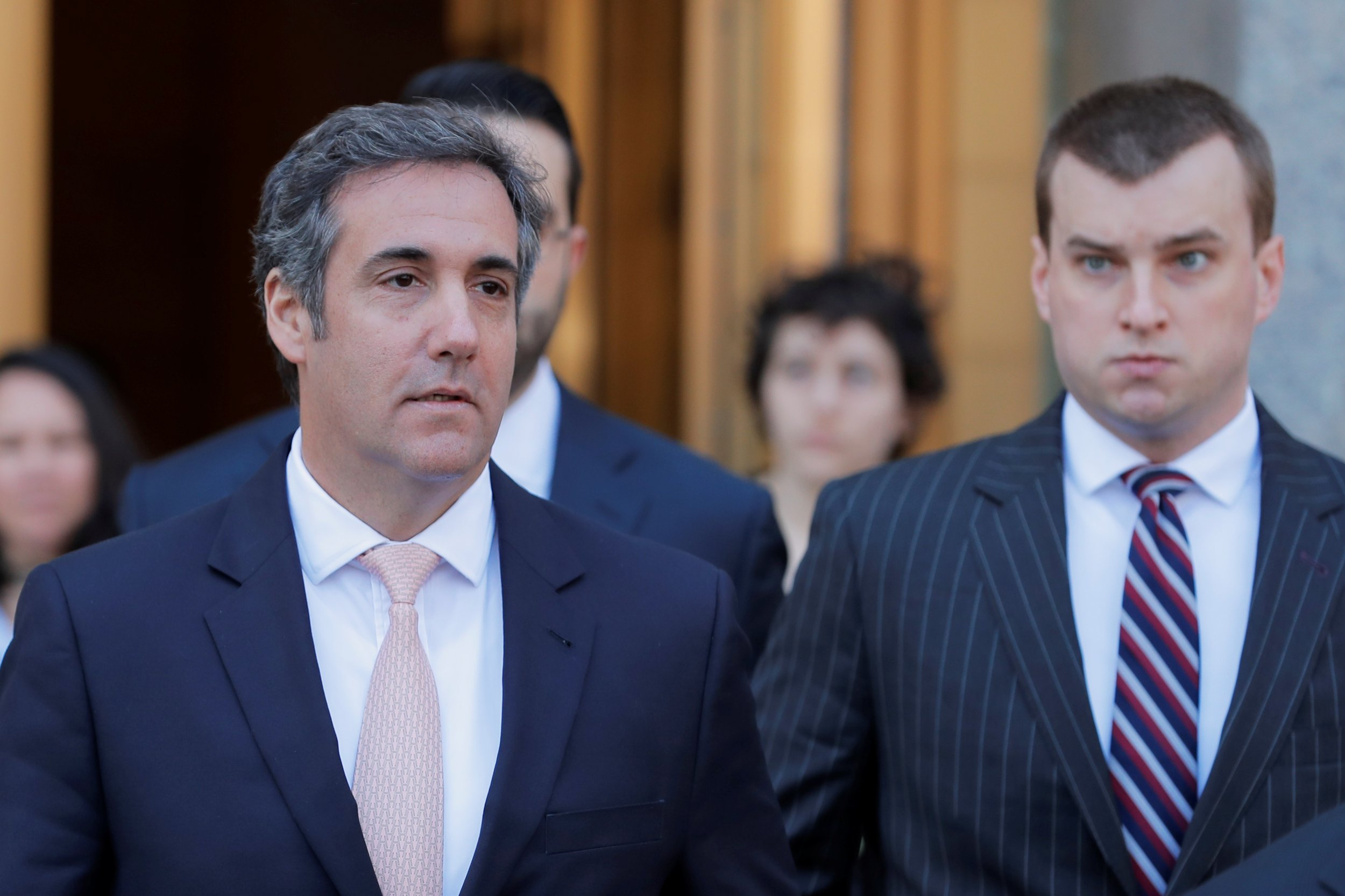 Michael Cohen taxis