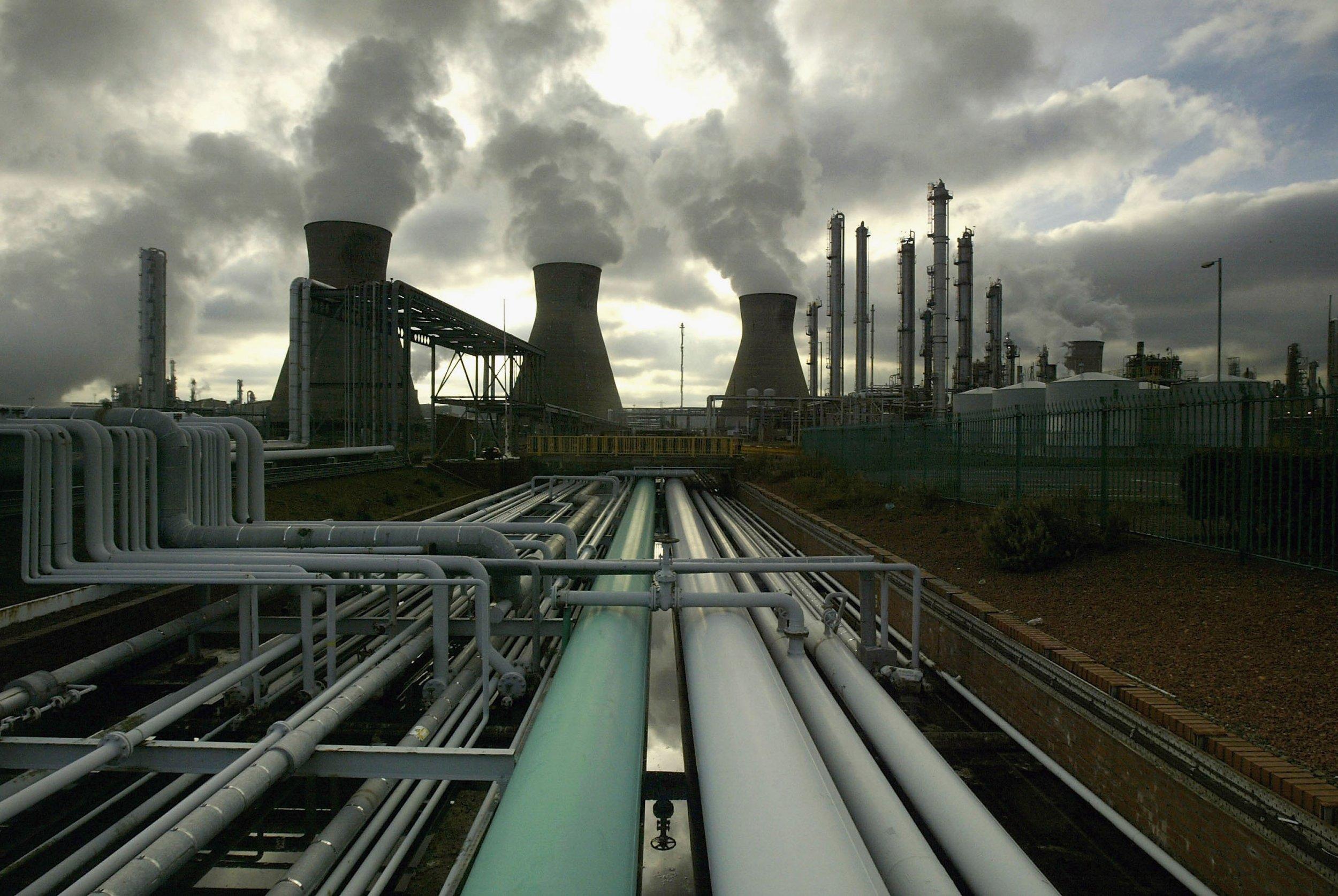 1_5_Oil Refinery