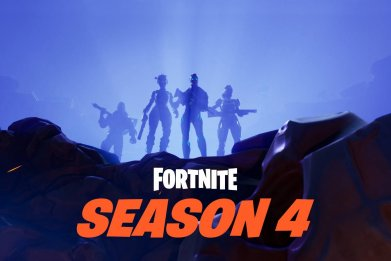 Fortnite Season 4 teaser patch notes