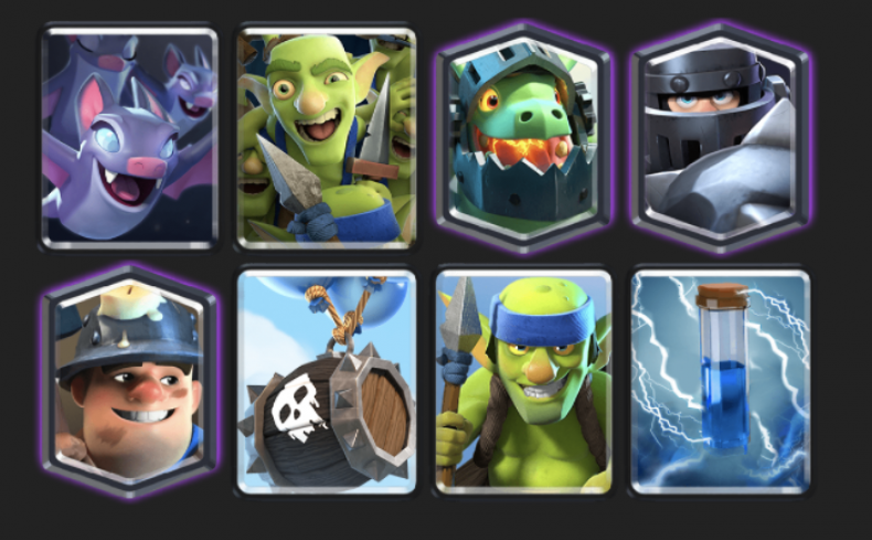 clash, royale, sudden, death, decks, best, clan, wars, strategy, attack, guide