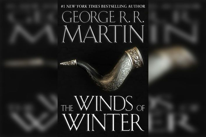 GeorgeRRMartin Winds of Winter
