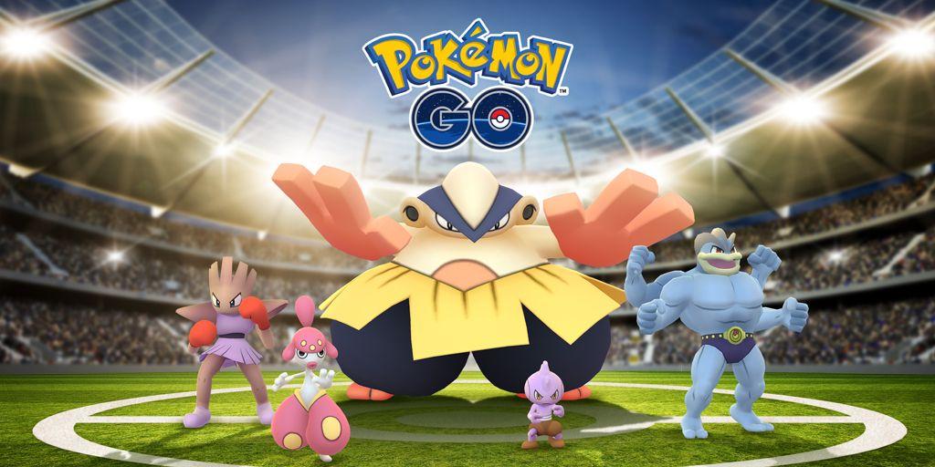 Pokemon go fighting event, shiny meditite, new shinies, medicham, makuhita, new, raid, bosses, start time, end time