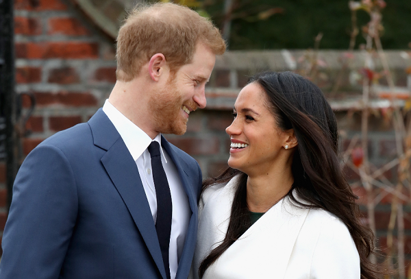 Meghan Markle and Prince Harry Get Their Own Coin