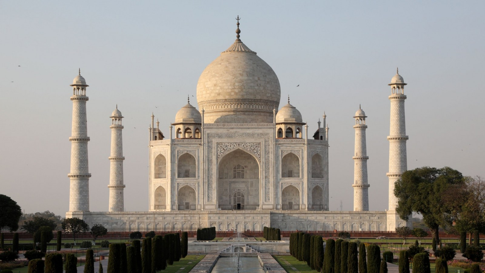 India's Taj Mahal Is Changing Color Because of Insect Feces and