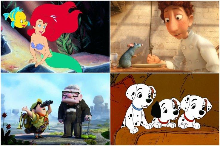 00 - Disney