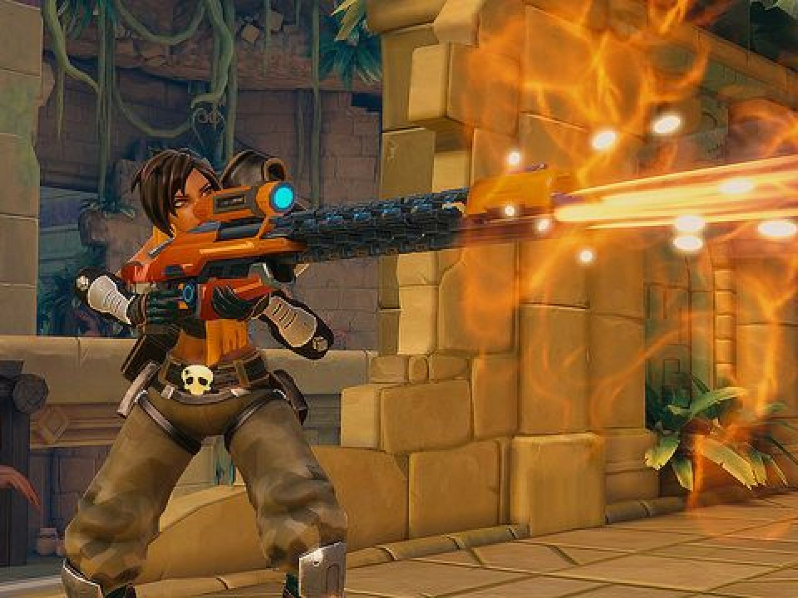 Paladins' Leaves Beta, Will Still Be Free-to-play After Launch