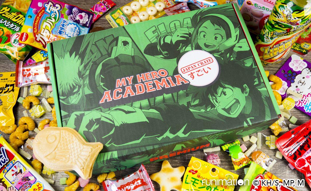 my hero academia japan crate box