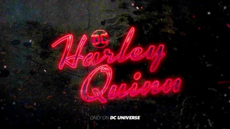 harley quinn dc streaming service