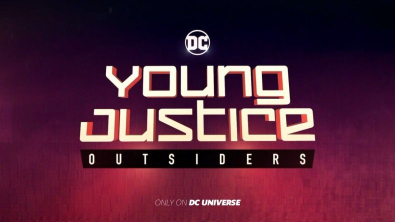 young jsutice outsiders dc streaming service