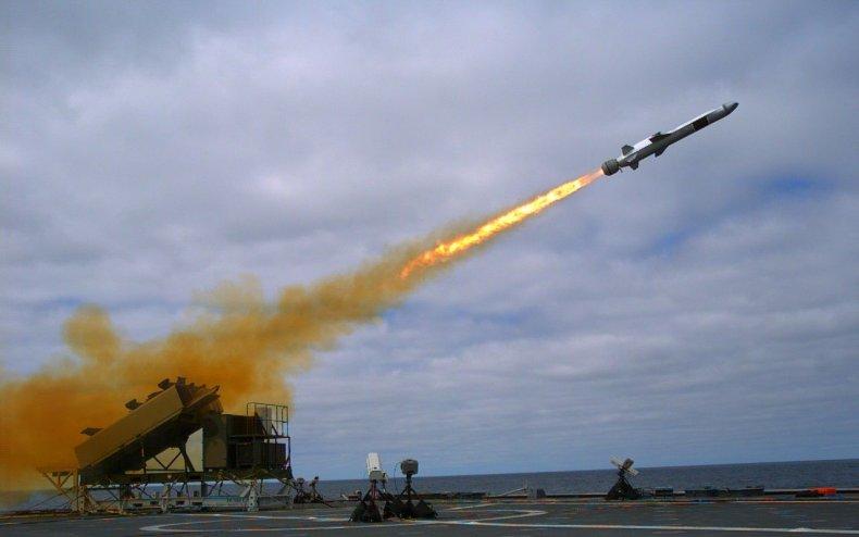 NavalStrikeMissile