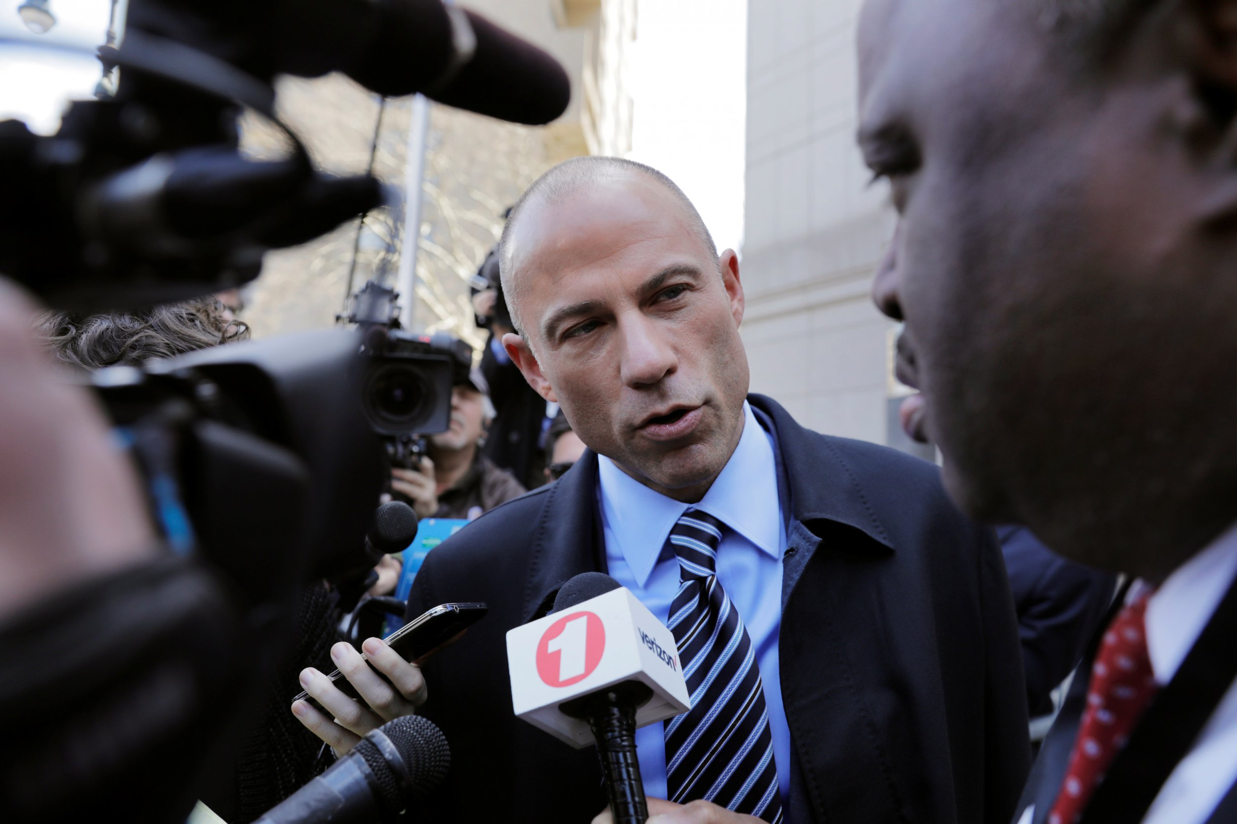 michael avenatti  trump lawyer cohen knew stormy daniels