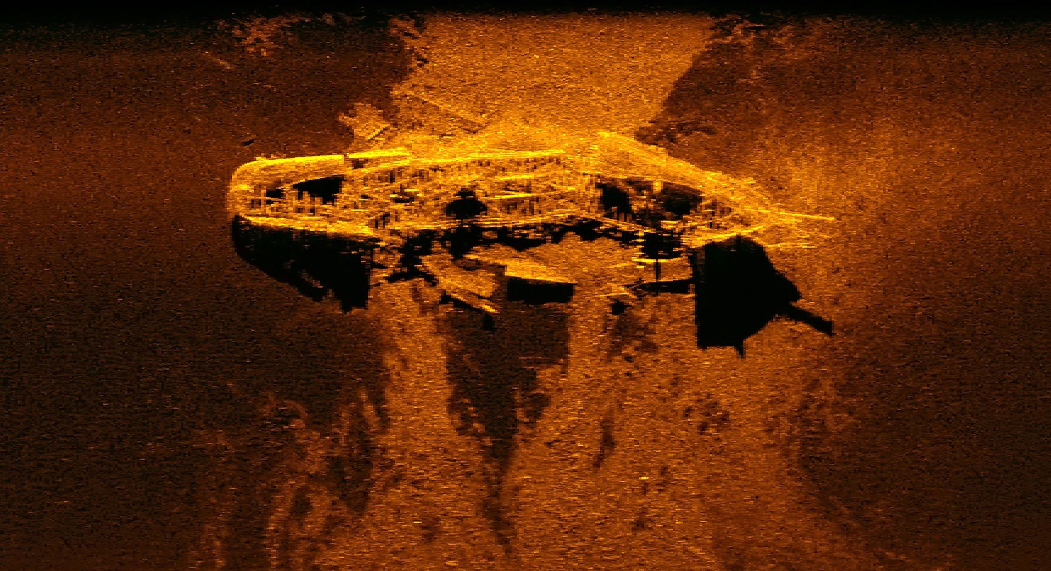 Mh370 Shipwrecks Among Deepest Ever Discovered