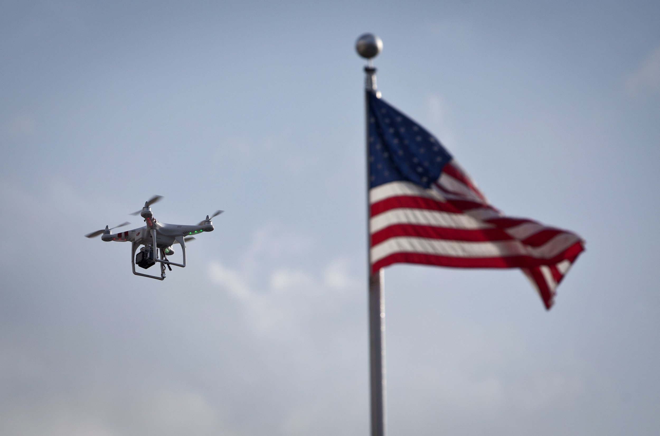 Drone Swarm' Used by Criminals to Disrupt an FBI Hostage