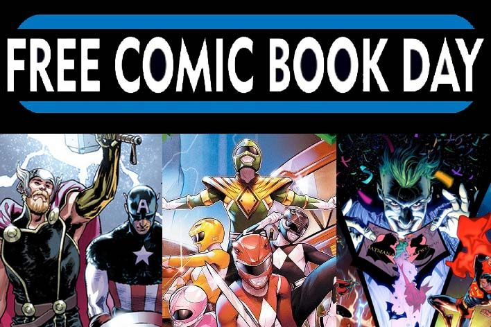 free comic book day 2018 store locator and every comic available