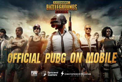 PUBG Mobile logo Tencent buddy