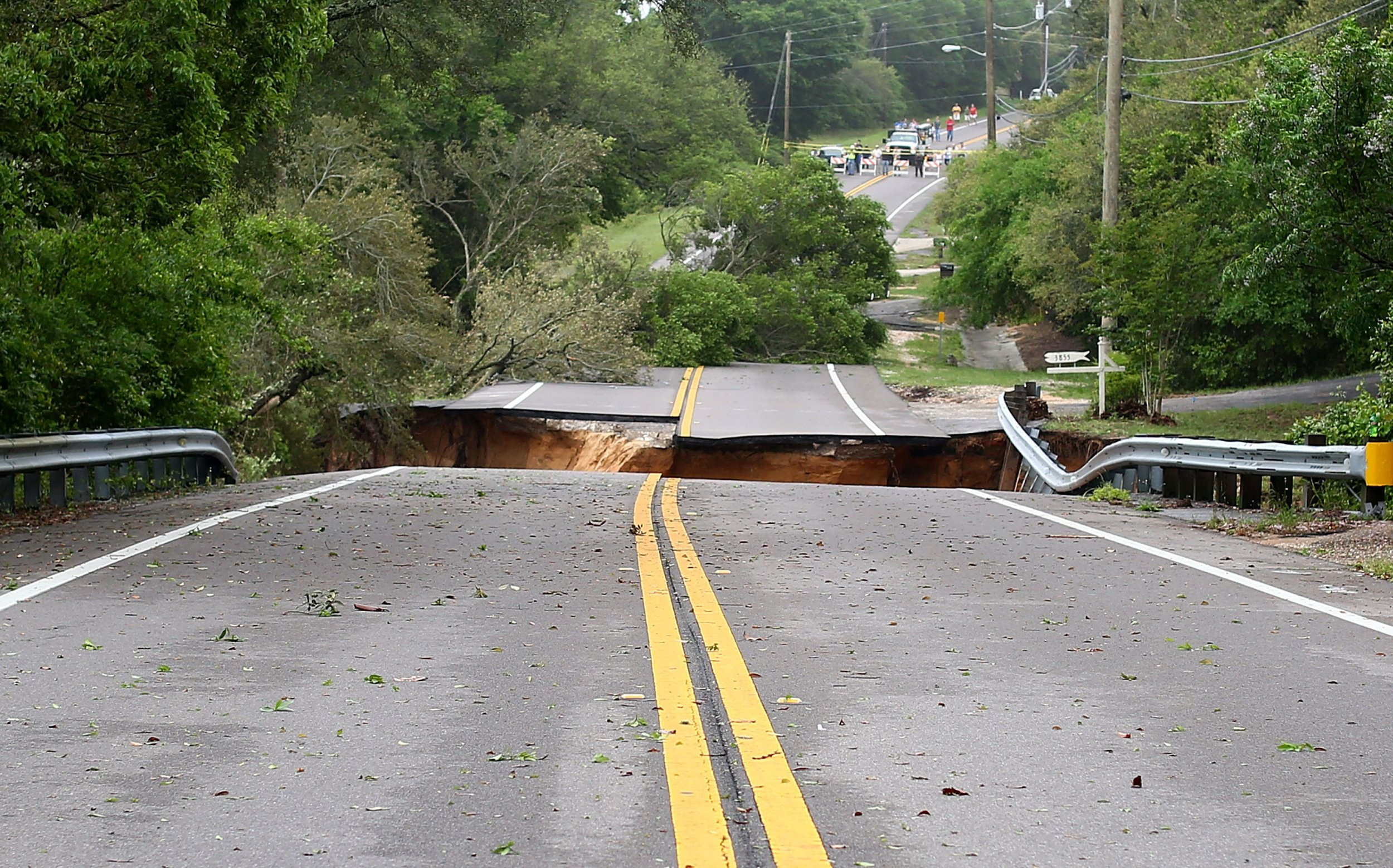 Why Do Sinkholes Keep Opening Up In This Florida Neighborhood