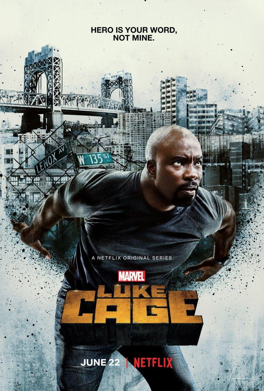 luke cage season 2 poster release date villain