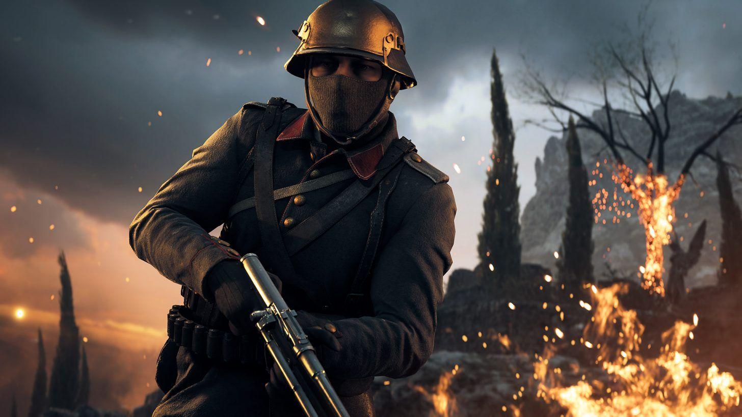 Battlefield 1 4k Ultra Tapeta Hd: 'Battlefield 1' Weapons Crate Update: 1.23 Patch Notes Now