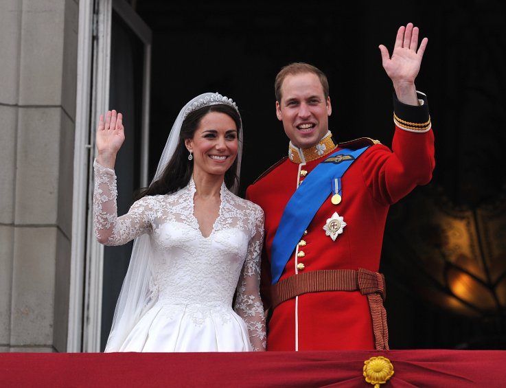 In Pictures Remembering Prince William And Kate Middleton S