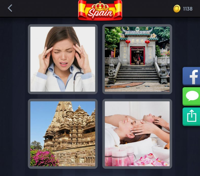 4, pics, 1, word, daily, challenge, may, 8, today, 6, letter, Spain, puzzle, answer, cheats, tips, hints