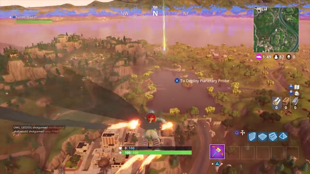 fortnite infinity gauntlet drop how to get thanos where is what does it do mashup mode - thanos abilities fortnite
