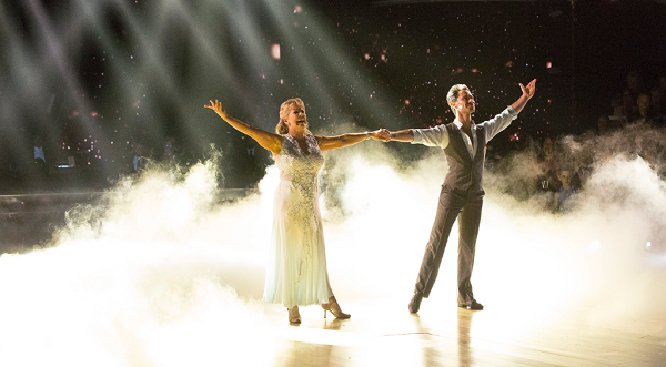 Tonya Harding's Son Gordon Was 'Proud' of His Mom's DWTS Performance on Week 2