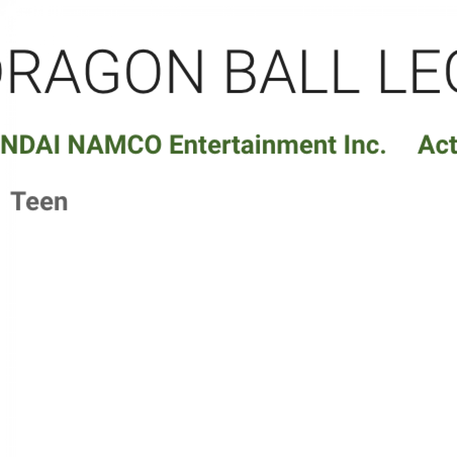 Dragon Ball Legends' Released: How to Download Ahead of