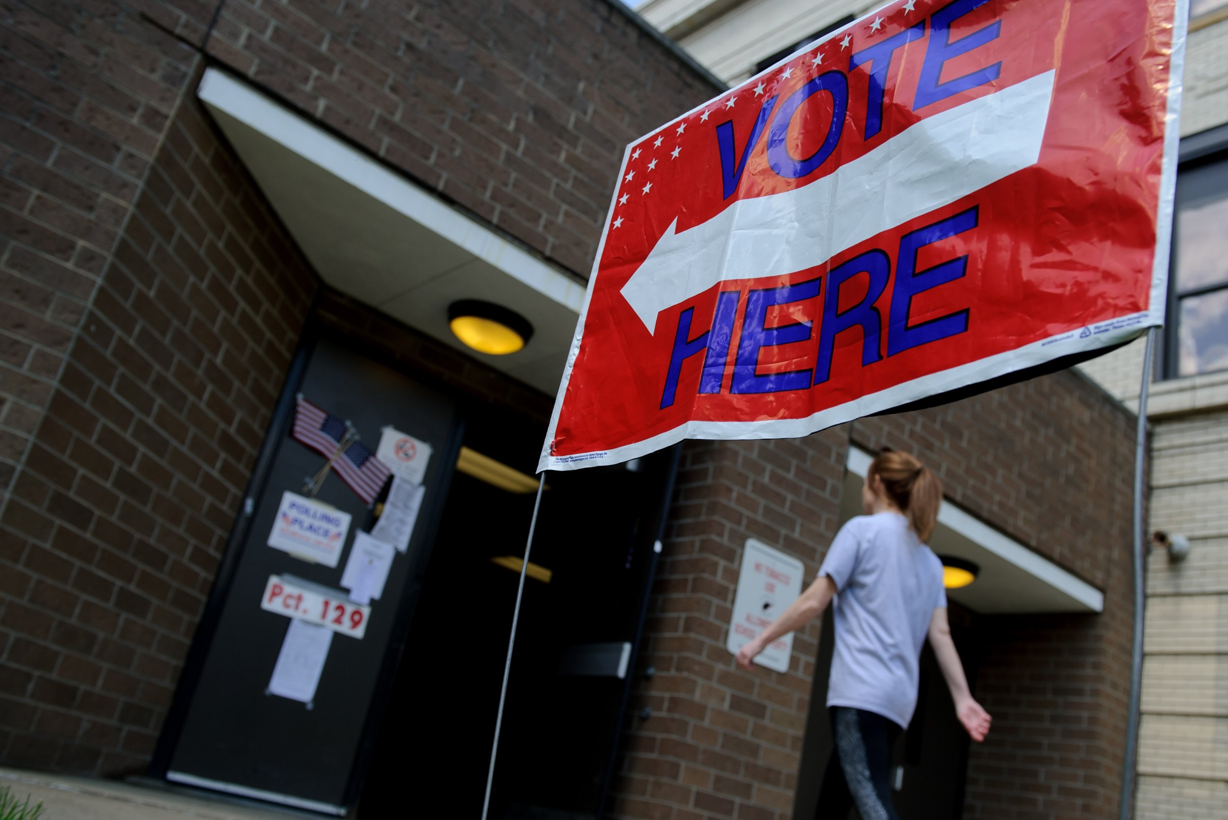 Midterms >> Primary Election Day 2018: Results, Live Blog From Key Races in West Virginia, Ohio, Indiana and ...