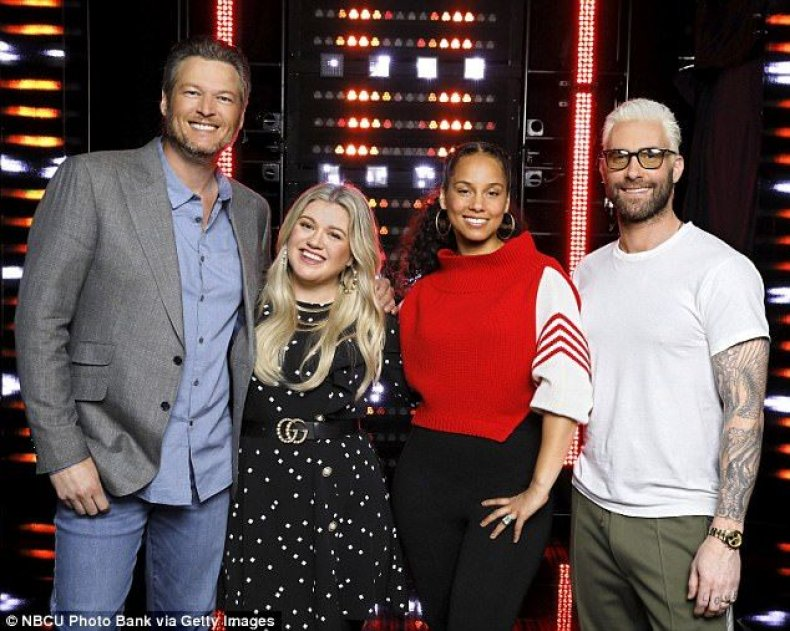 thr voice coaches top 8 results