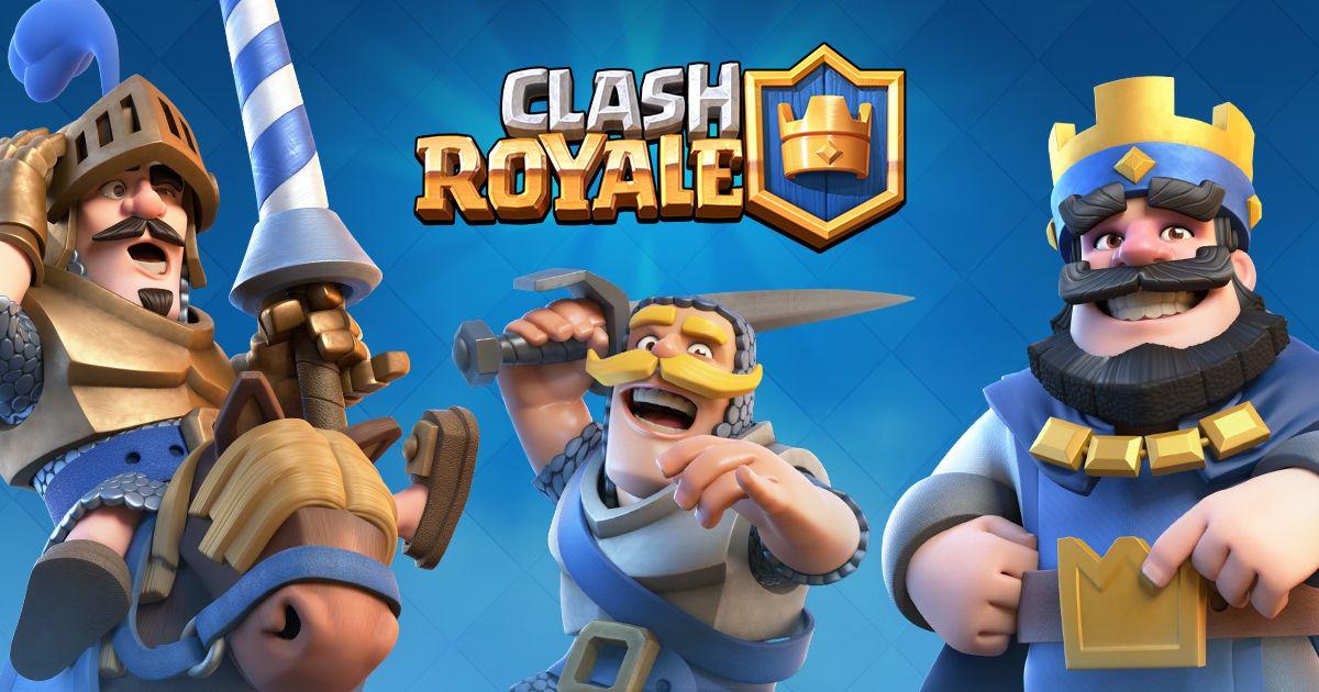 Clash royale rascals wallpaper