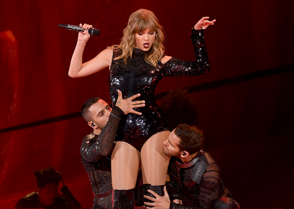 Taylor Swift Finally Explains the Snakes