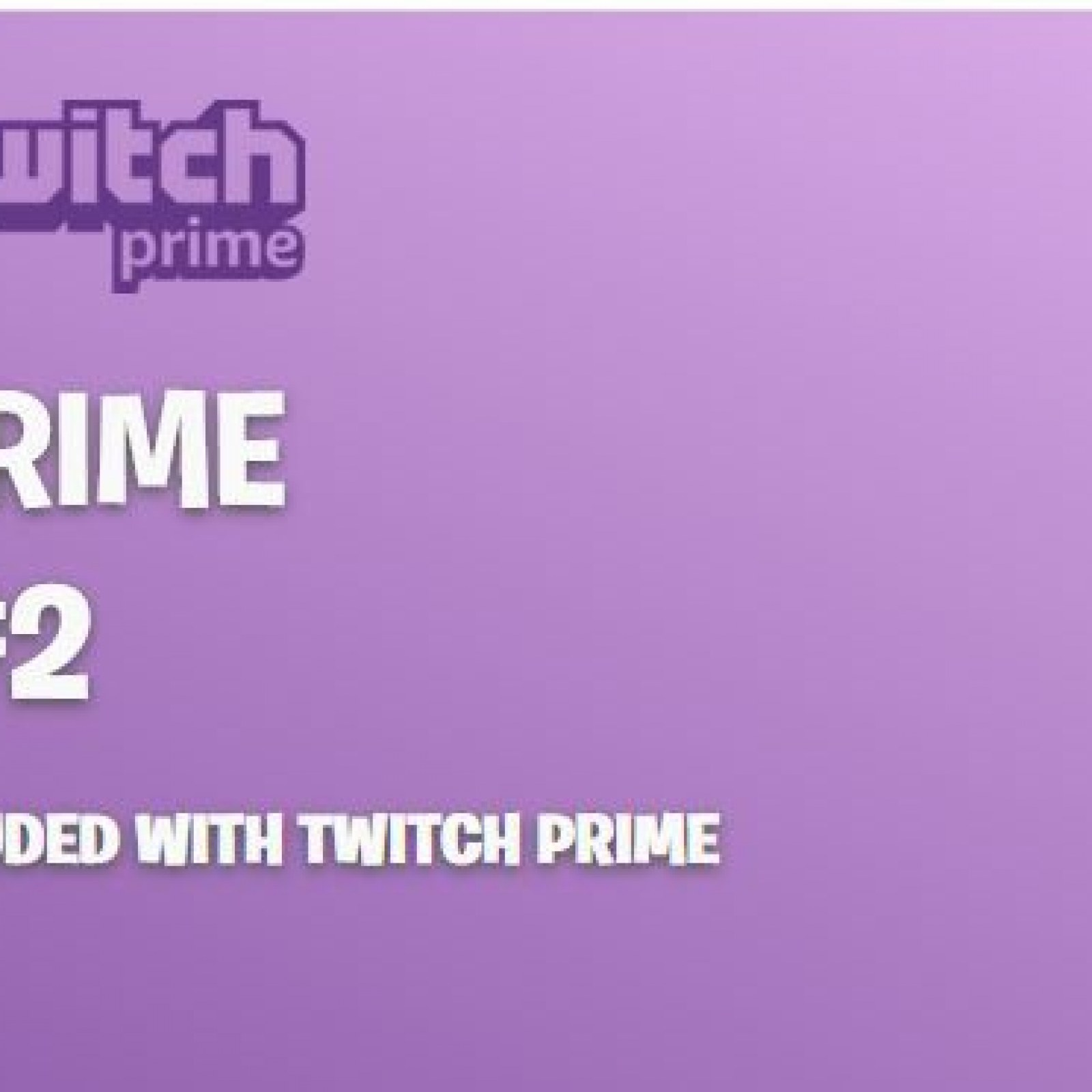Fortnite' Twitch Prime Pack 2 Live - Skins & How to Get Them