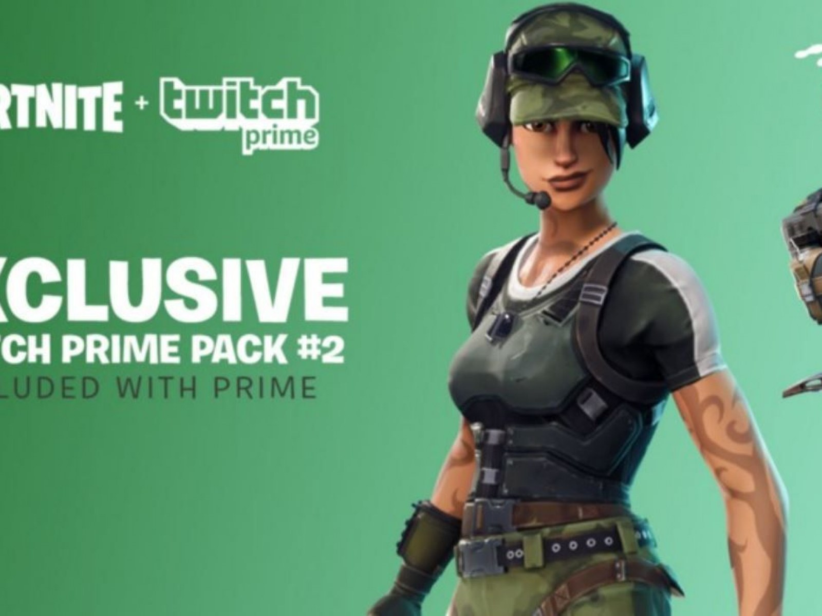 68617c6c54aea5 'Fortnite' Twitch Prime Pack 2 Live - Skins & How to Get Them