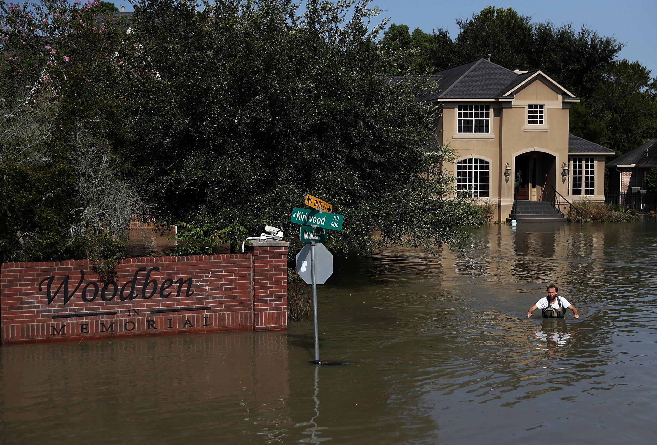 houston flooding