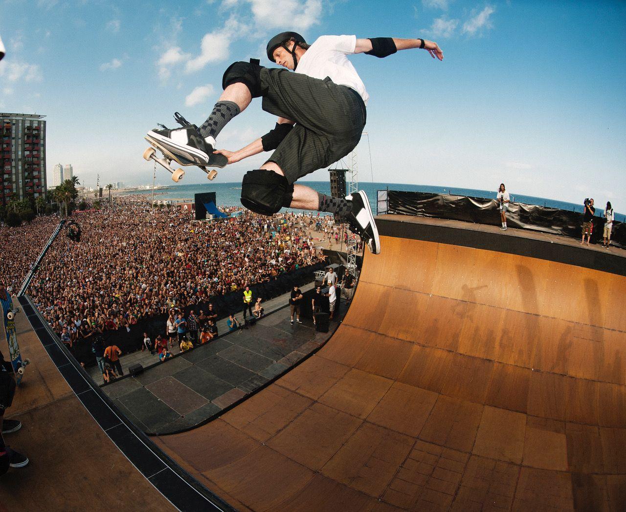 Tony Hawk at 50: Skateboarding Legend Talks Career, Fame ...