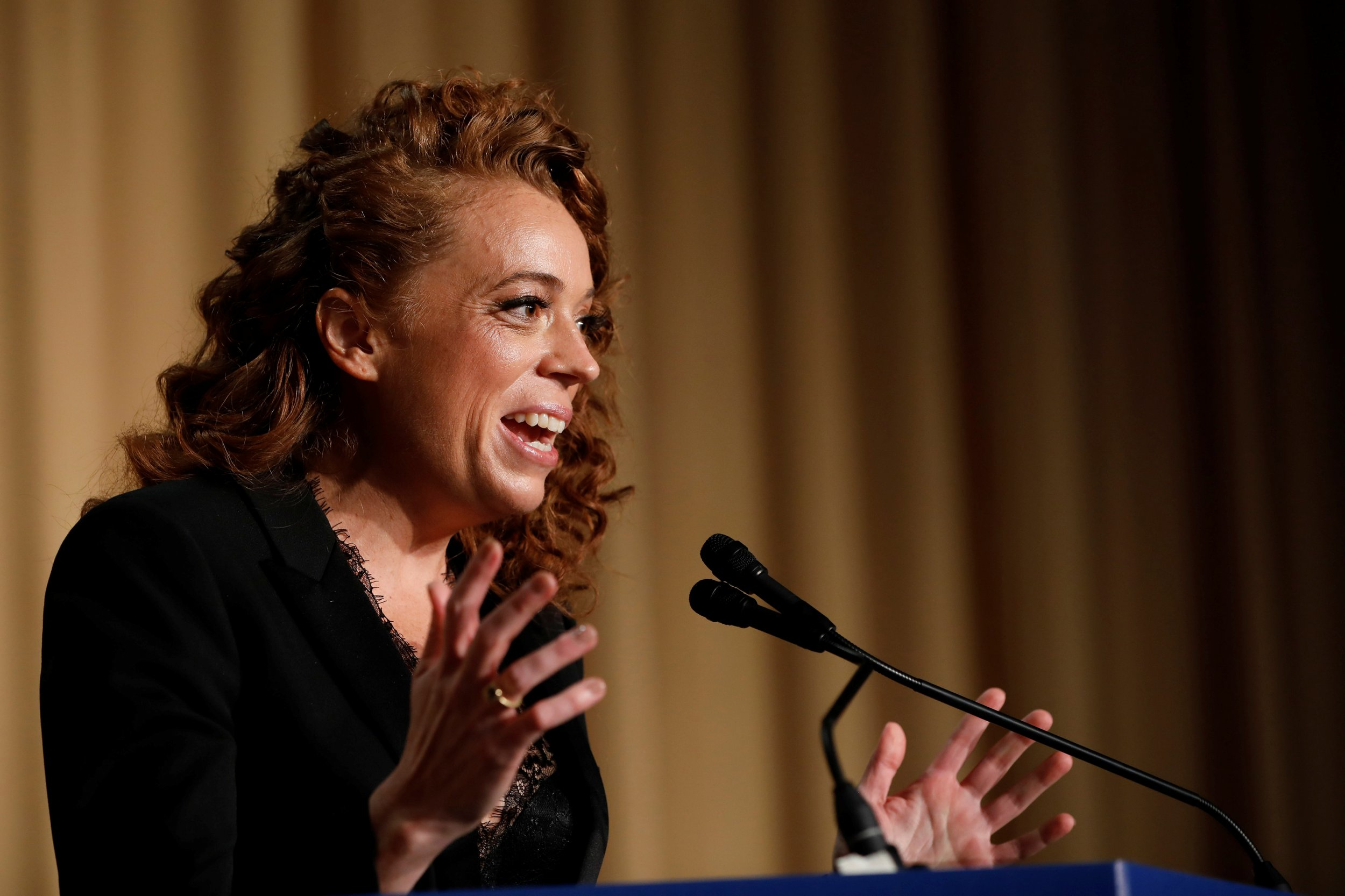 Michelle Wolf at WHCA dinner