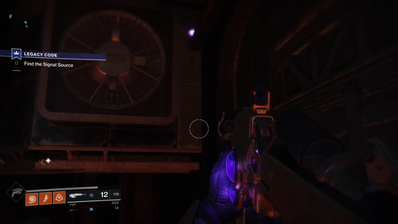 Destiny 2 Data Fragment 11