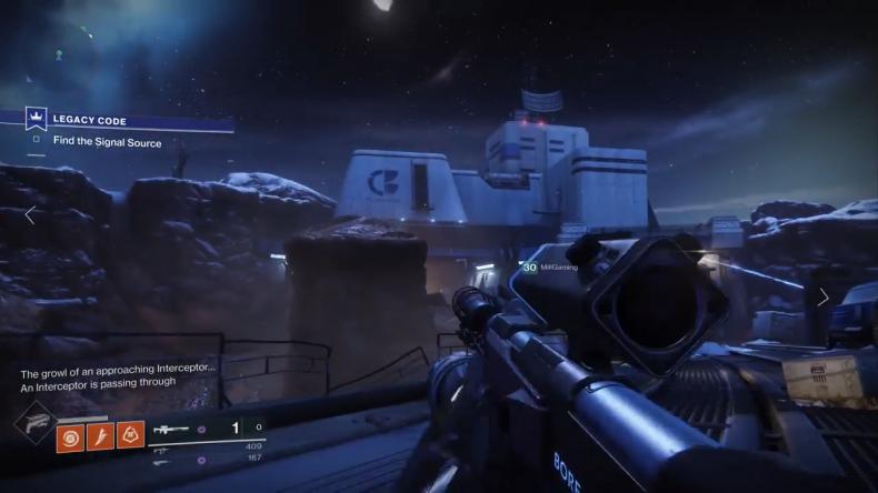 Destiny 2 Data Fragment 12