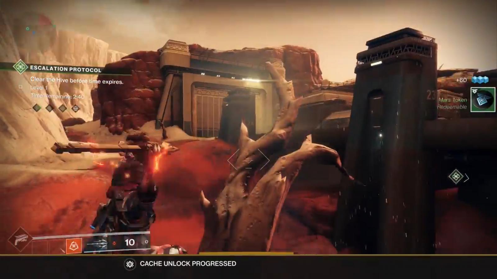 Destiny 2' All Mars Lost Memory Fragment Locations to Get Worldline Zero