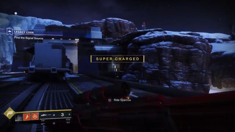 Destiny 2 Data Fragment 15