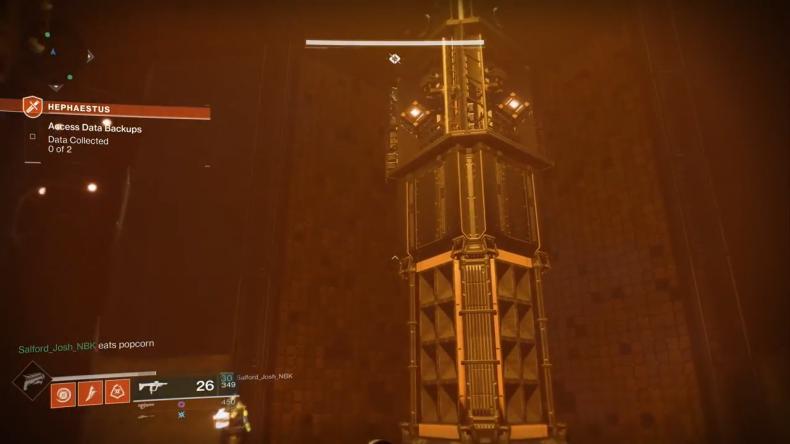 Destiny 2 Data Fragment 21