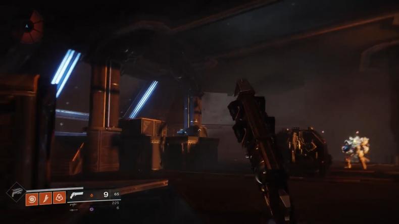 Destiny 2 Data Fragment 22