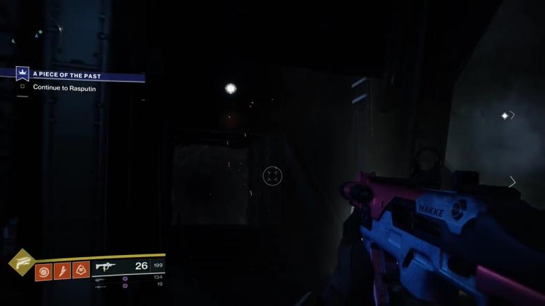 Destiny 2 Data Fragment 44
