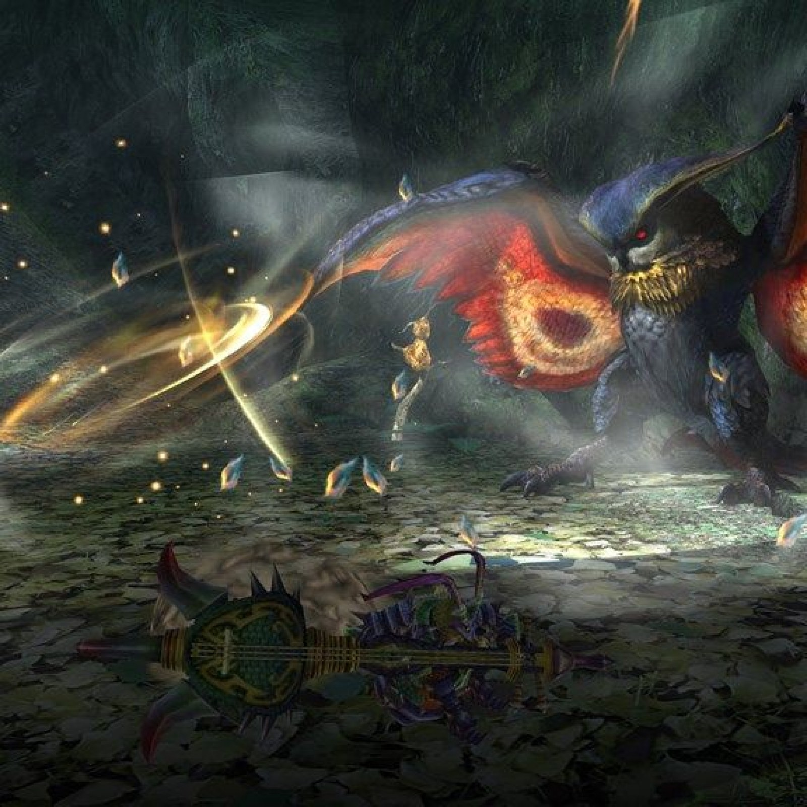 Monster Hunter Generations Ultimate Coming To Nintendo Switch In