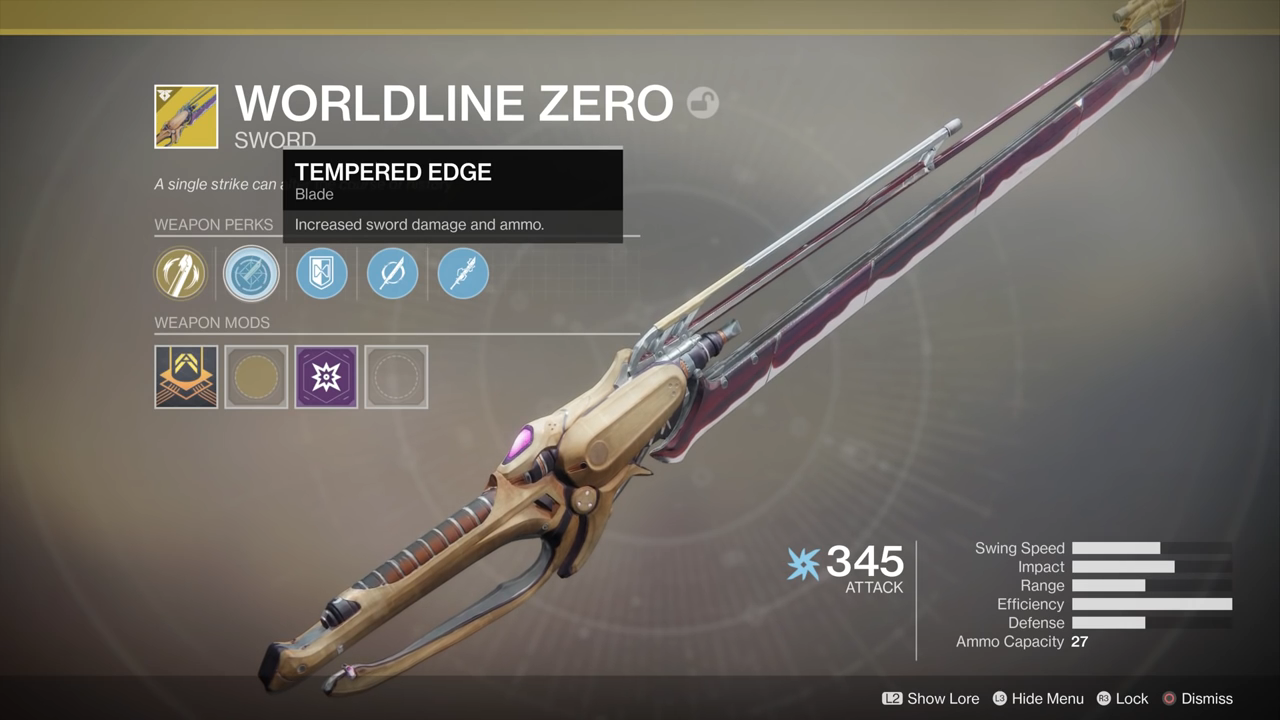 Destiny 2 how to get Worldline Zero memory, fragments, data, recovered, mars, secrets, exotic, sword, masterwork, catalyst, guide, tips, locations, where is 45