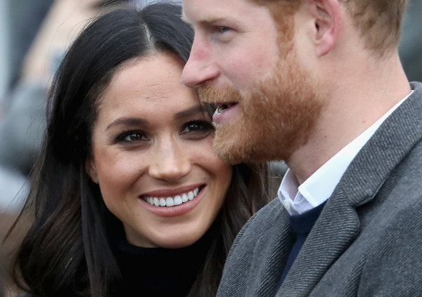 Pictures of Meghan Markle and Prince Harry Before Wedding