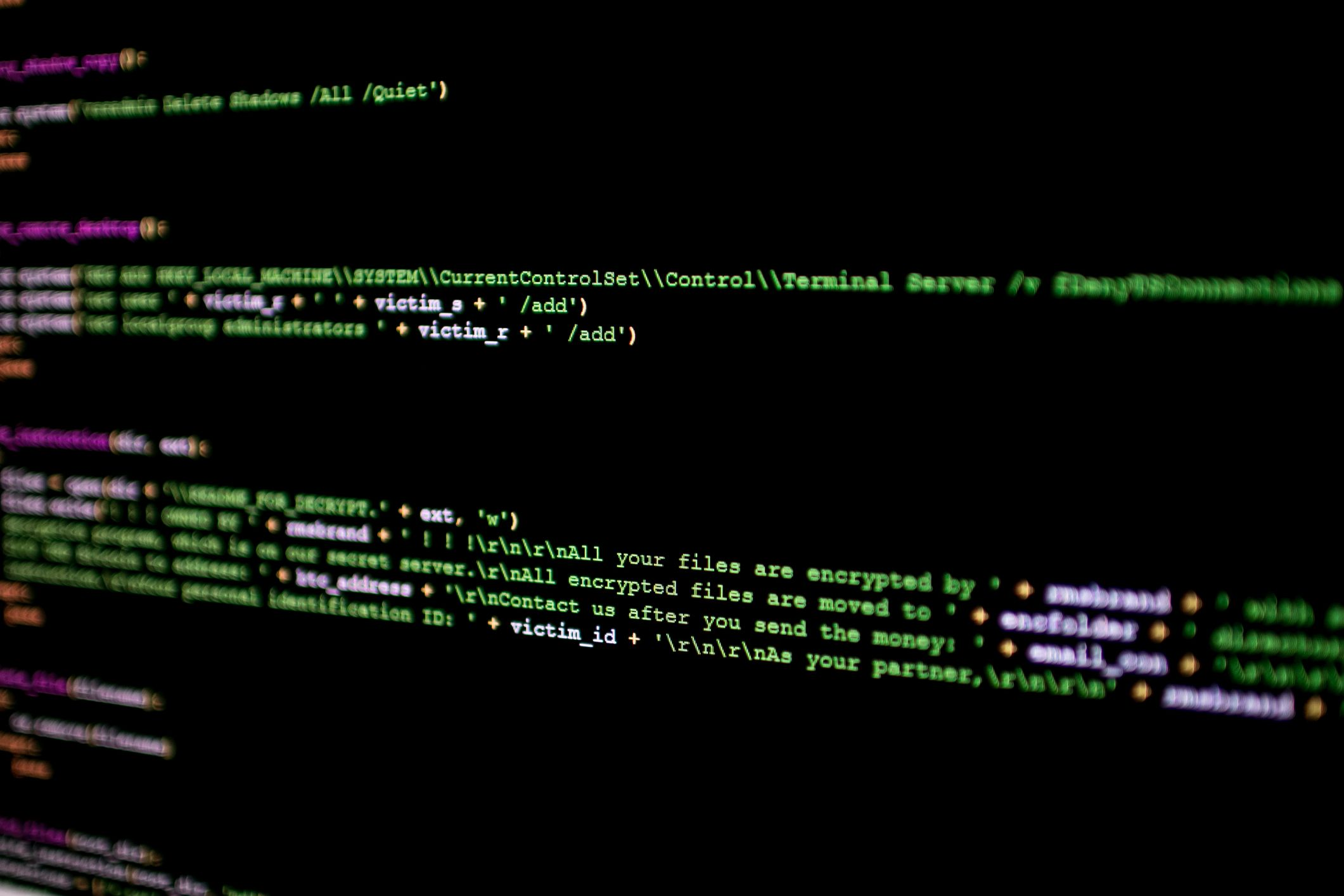 Leading Cybersecurity Programs 2018